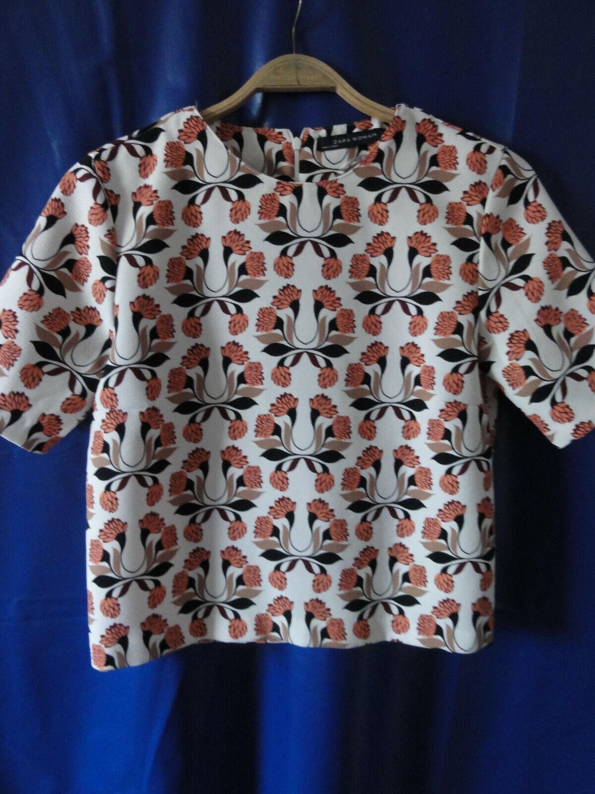 + Zara Women T-Shirt , Grösse S