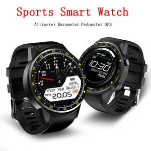 Bluetooth-Andriod-Wear-Smart-Watch-Outdoor-GPS-SIM-GSM-Sports-For-iPhone-Samsung