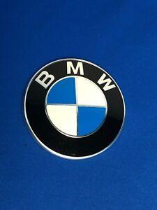 ORIGINAL-BMW-Plakette-Emblem-Plaque-82mm-7288752-F01-G11-E84-F48-F39-E83-F26-G01