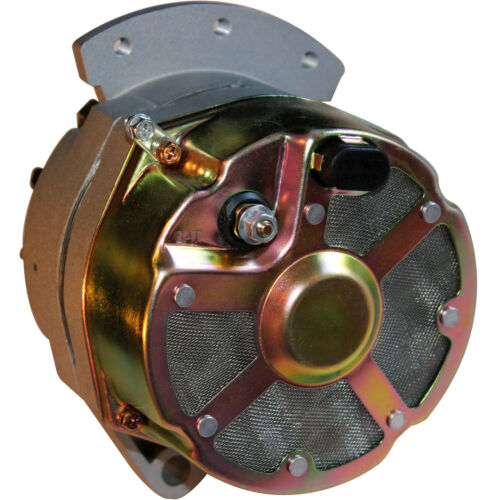 160AMP 1-Wire HOOKUP ALTERNATOR Fits VARIOUS MARINE APPLICATIONS 160 AMP NEW