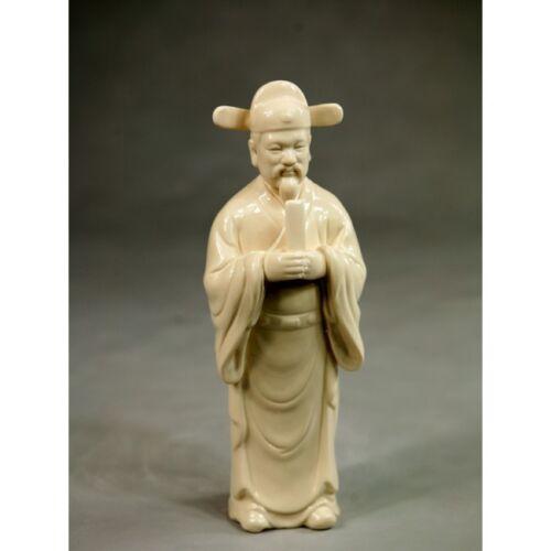 """Cao Guojiu/"""" Porzellanskulptur China Porzellanfigur /""""Die Acht Unsterblichen"""