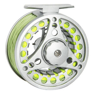 Fly-Reel-and-Line-Combo-1-2-3-4-5-6-7-8-WT-Fly-Fishing-Reel-Leader-Backing