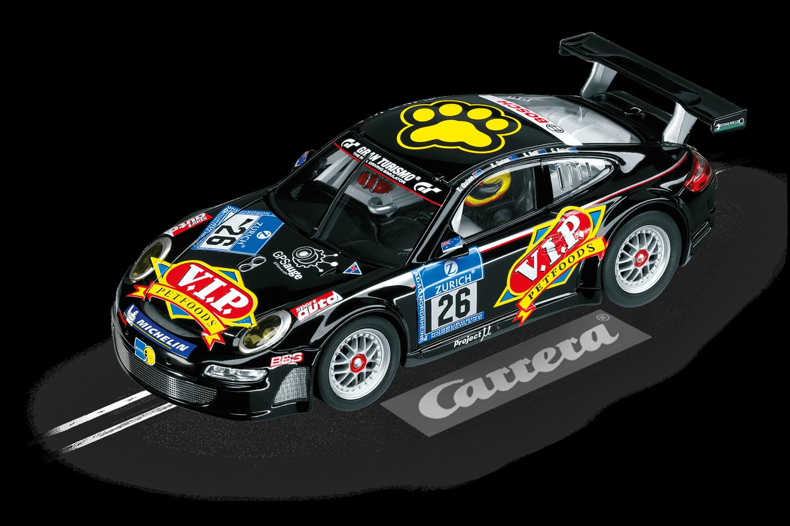 TOP Tuning  voiturerera Digital 132 - Porsche GT3 RSR  V.I.P. Petfoods  wie 30461