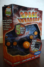 Radica Plug & Play Space Invaders Taito 5-in-1 TV Video Game 2004