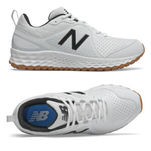 Details about New Balance White Baseball Turf Shoes 3000v5 Men's Turf Trainers T3000SW5