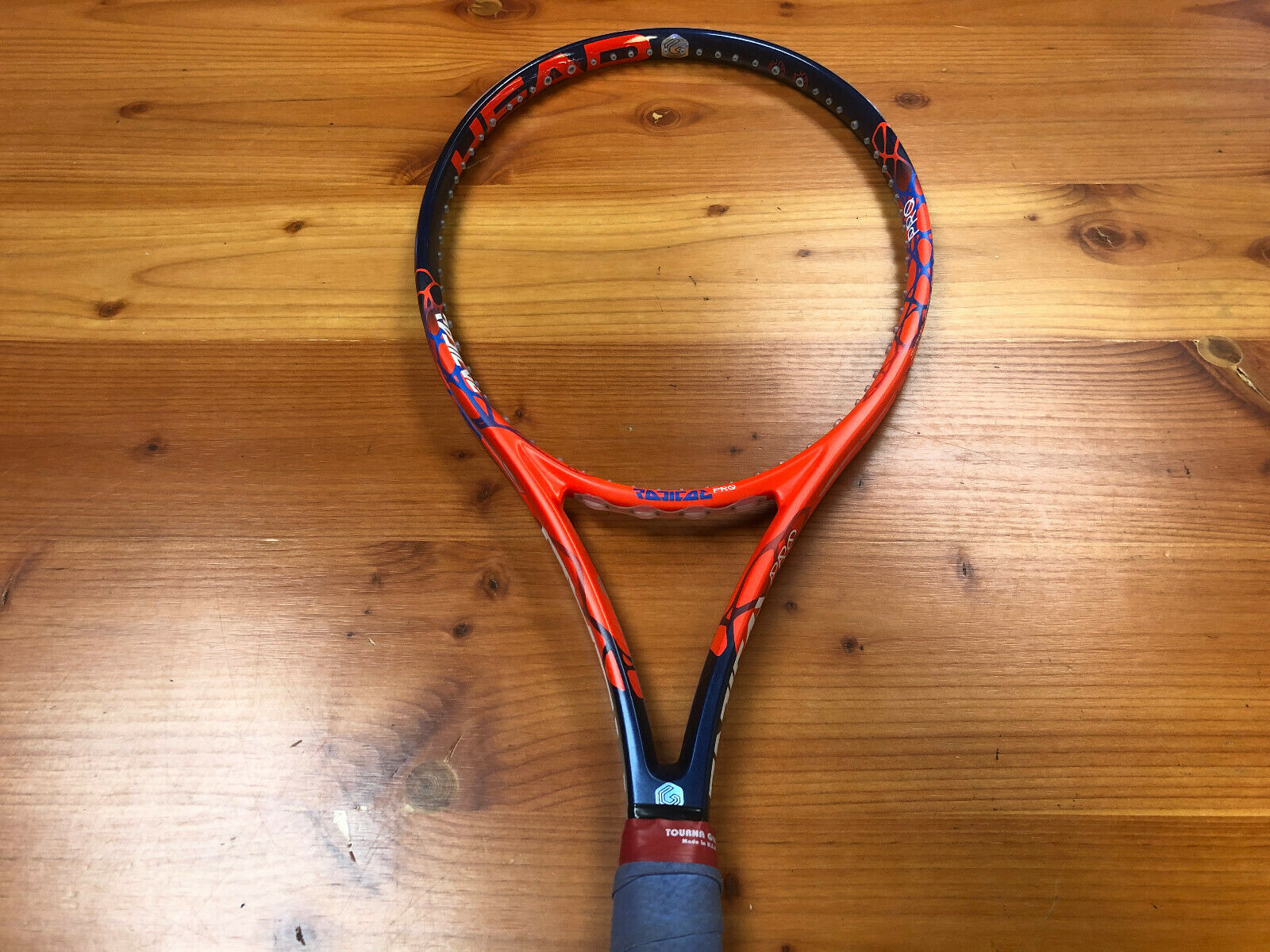 Head Graphene Touch Radical Pro Preowned Tennis Racquet Grip Größe 4_3 8