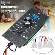 Upgrade Digital Thermostat Controller Board For TRAEGER Pellet Grills   - ** e