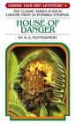 House of Danger Book Montgomery R a PB 1933390069 BNT