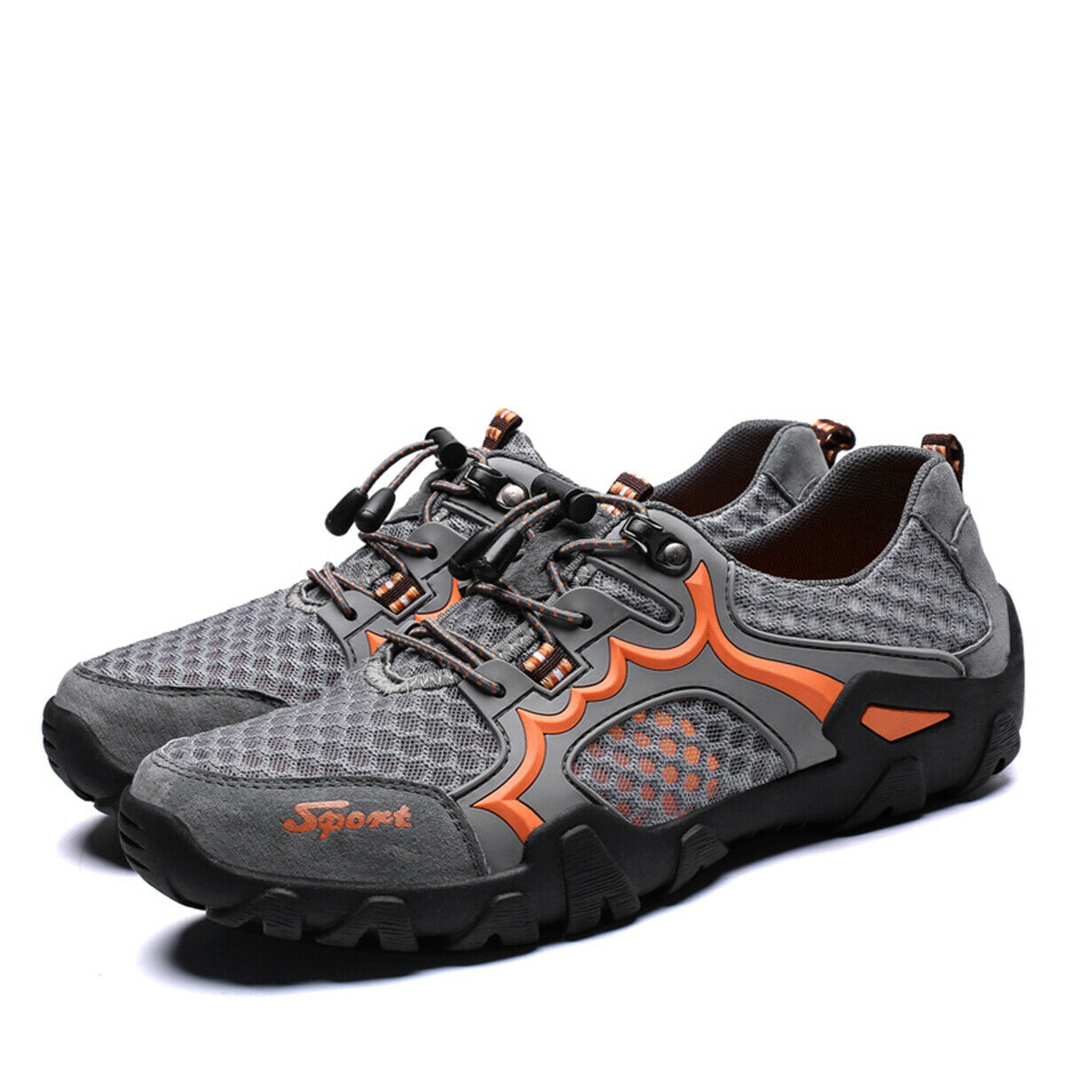 Fashion Athletic Mens Hiking Running Mountain Climbing Low Top Non-slip shoes US