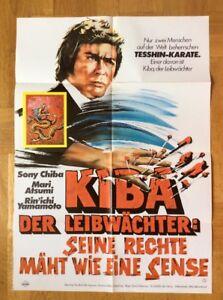 Kiba-der-Leibwaechter-Kinoplakat-039-76-Etsuko-Shiomi-Karate