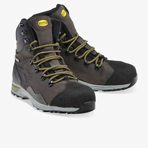 Stivale sicurezza S3 waterproof termoisolato antigraffio D TRAIL LEATH DIADORA