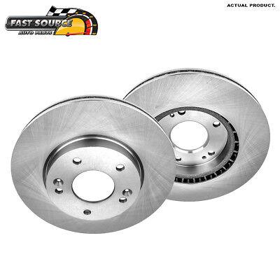 OE Replacement 2013 2014 Fit Hyundai Elantra Rotors Metallic Pads F+R