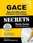 Gace Special Education Adapted Curriculum Secrets Study Guide: Gace Test Review for the Georgia Assessments for the Certification of Educators by Gace Exam Secrets Test Prep Team (Paperback / softback, 2015)