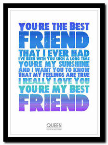 even though you re my best friend