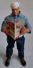 G.I. JOE LIFE MAGAZINE PEARL HARBOR ATTACK AMERICA ENTERS WWII U.S. NAVY SAILOR
