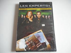 DVD NEUF - LES EXPERTS / SAISON 3 / EPISODES DE 1 à 4 - ZONE 2