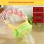 Baby-Fresh-Food-Fruit-Milk-Safe-NON-TOXIC-Silicone-Feeding-Pacifier-Nipple-Teeth miniatura 10