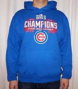 Chicago Cubs World Series Champions Men/'s Hoodie Sweatshirt