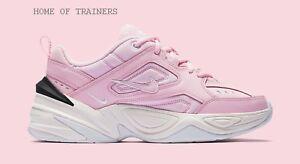 info for 484cd 98ef6 Image is loading Nike-M2K-Tekno-Pink-Foam-Girls-Women-039-