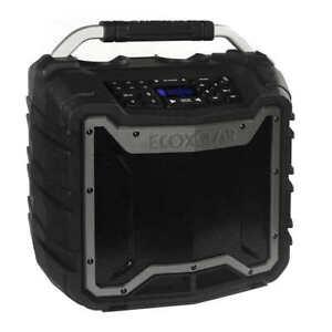 Details about EcoTrek Waterproof Bluetooth Speaker ECOXGEAR 9+ Hrs  Playtime 9 Watts