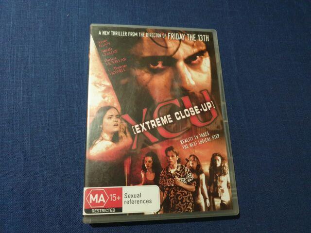 XCU - Extreme Close Up - DVD - Region 4
