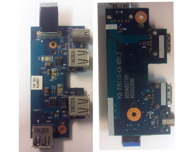 module usb carte usb pour TOSHIBA TECRA S1