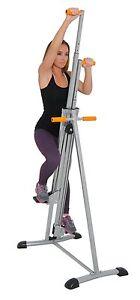 Vertical Climber Machine Exercise Stepper Maxi Cardio Gym