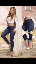 Butt Lift Colombian, Skinny Jeans Size 12