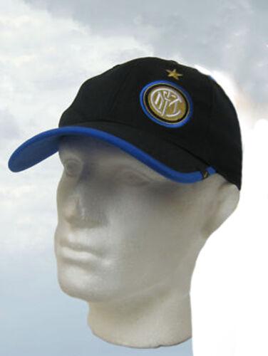 Neu Vintage Nike Inter Mailand Legacy 91 Drifit Baseball Kappe Verstellbar