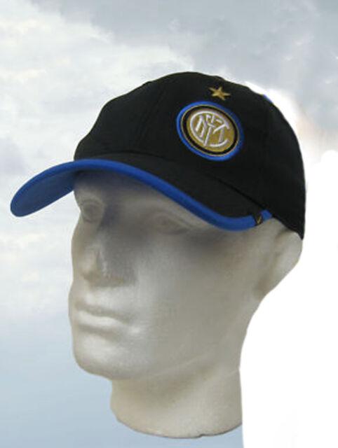 Vintage Nike Inter Milan Legacy 91 DriFit Baseball Cap Adjustable ... da3b66e7f3b