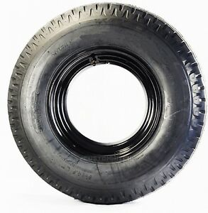 eCustomrim 850 Motor Mobile Home Tire & Wheel MH 8-14.5 G Ply Bias 14.5 x 6