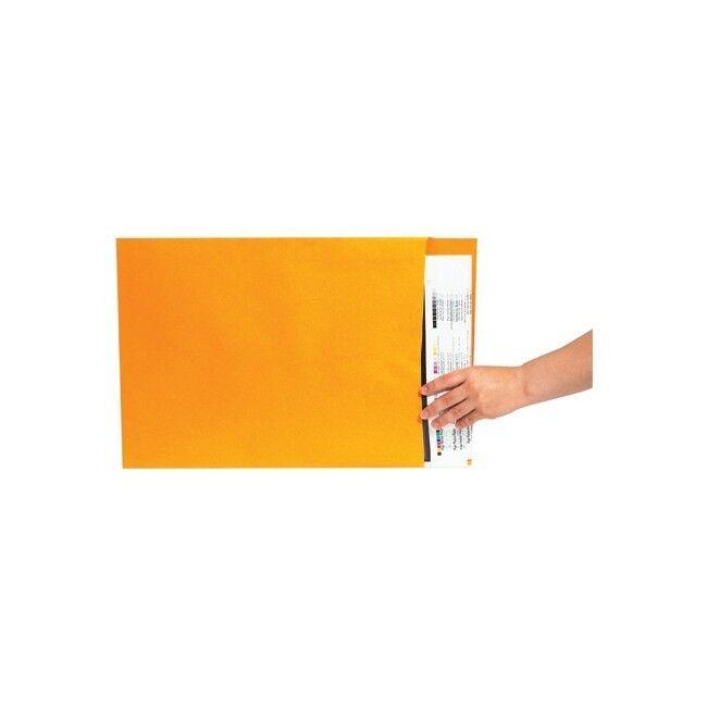 Jumbo Envelopes, 17x22, Kraft, 100 Per Case