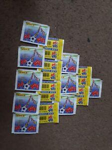 Panini USA 94 sticker packs (Green Backs) - MINT condition