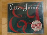 Etta James I just want to make love to you (1996, 'Diet coke') [Maxi-CD]
