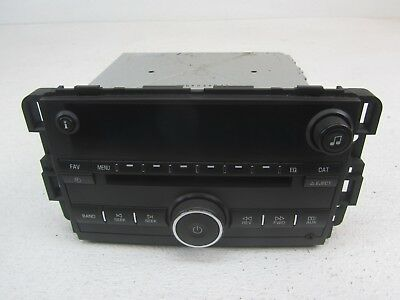 06-13 UNLOCK CHEVROLET CHEVY Impala Monte Carlo Radio Stereo MP3 CD Player US8