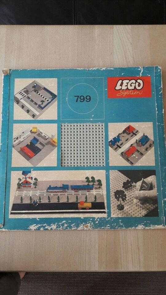 Lego andet, Lego system 799