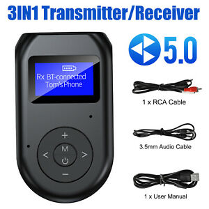 3-in1-Bluetooth-5-0-Transmitter-Receiver-Wireless-Audio-3-5mm-Adapter-for-TV-PC