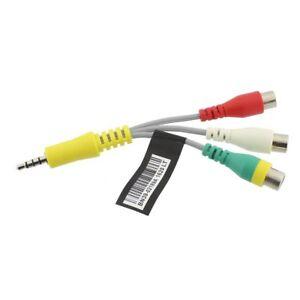 a4e4c7a91c1 Av to RCA Samsung Original BN39-02189A Smart TV Audio A/V cable ...