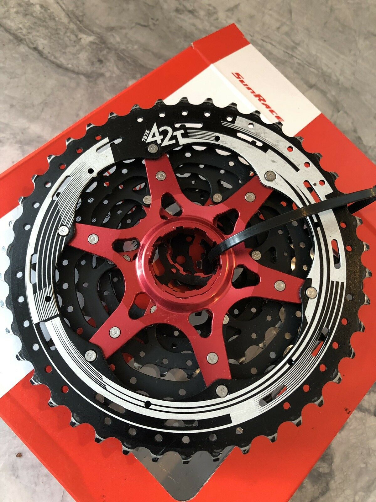 10 Speed Mountain Bike Cassette 11-42T SunRace MX8