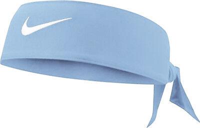 New Nike Head Tie 2.0 Dri Fit Skylar Diggans Azarenka Headband Royal Tint Tennis