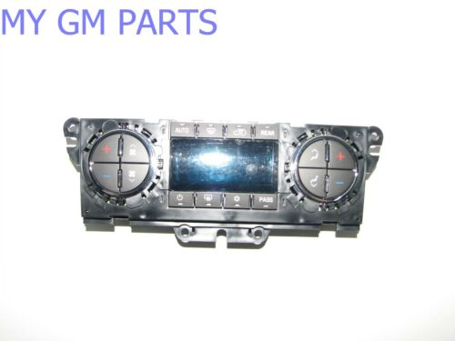 CHEVY TRAVERSE BUICK ENCLAVE A//C HEATER CONTROL 2009-2012 NEW OEM 25932038