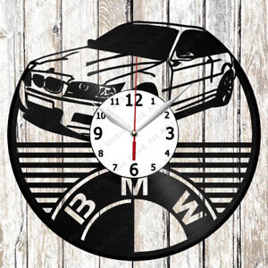 ee1dc6f0 Details about BMW Vinyl Wall Clock Handmade Made of Vinyl Record Original  gift 2768