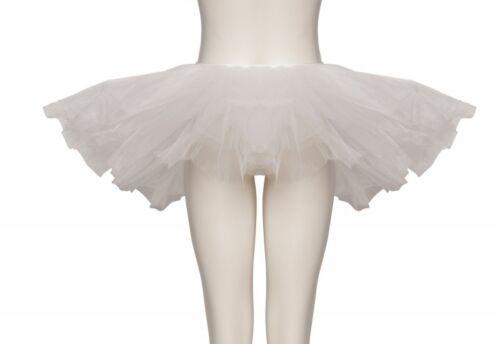 Weiß Premium Tanz Ballett Tutu Rock Kinder /& Damen Größen
