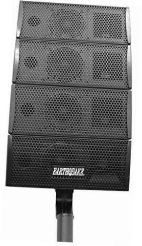 Earthquake Sound Dj Quake 4x 4 Inch Array Speakers Set Of 2