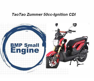 Ignition Cdi For Taotao Zummer 50cc Sporty Scooter Ebay
