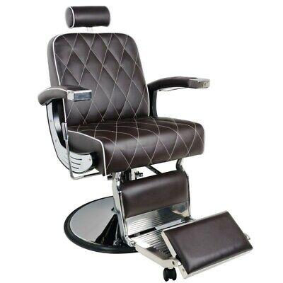 Radient Barber Heerenstuhl Friseurstuhl Friseursessel Imperial Braun Reichhaltiges Angebot Und Schnelle Lieferung