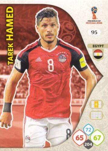 Panini Adrenalyn XL FIFA World Cup 2018 Rusia-elija su equipo de Egipto Tarjetas