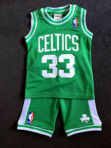 8b87d69512de Image is loading Baby-Kids-NBA-Basketball-Jersey-Top-Short-Set