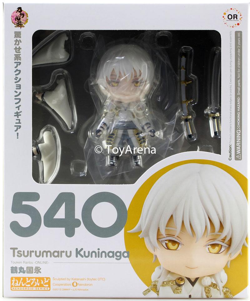 Nendoroid  540 Tsurumaru Kuninaga Touken Ranbu Online IN STOCK USA SELLER