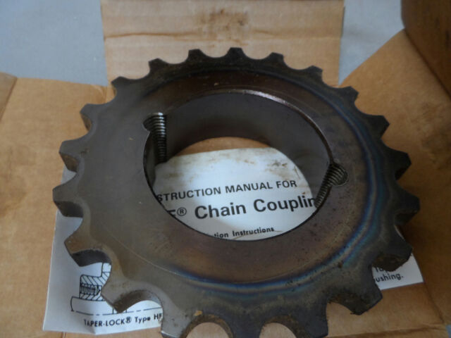 DODGE 099055 6020H TL CHAIN CPLG FLANGE 2012
